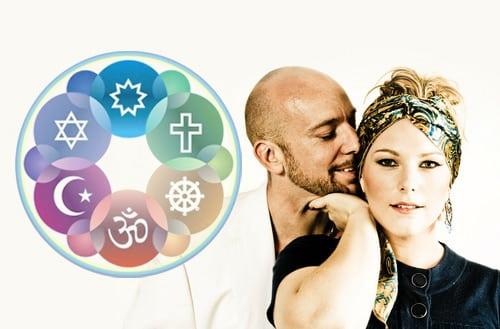 Interfaith dating relationship