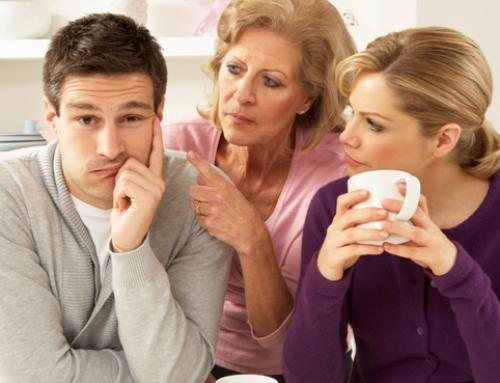 Dealing With Difficult In-Laws